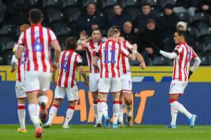 'couldn't deliver' - stoke city player ratings from hull defeat