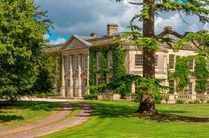 look inside the most glamorous house on sale in gloucestershire that could be yours (for £9.25m)