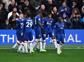 Everton stun Chelsea for much needed Premier League victory