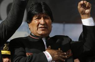 evo morales leaves mexico on 'temporary' trip to cuba