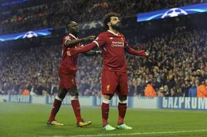 liverpool thrash bournemouth to continue march towards premier league title