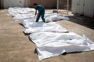 unidentified gunmen kill 10 anti-government protesters in iraq
