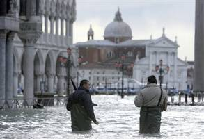 venice tide barriers pass another test but skeptics remain