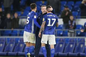 Neil Harris lauds Cardiff City 'magic man' who reminds him of himself after dramatic Barnsley win