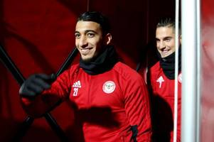 arsenal eye £19m winger, chelsea monitor brentford ace - latest premier league transfer rumours