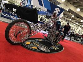 these are all the cool bikes i saw at the 2019 new york motorcycle show