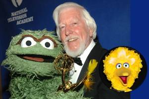 caroll spinney, big bird's longtime puppeteer, dies at 85