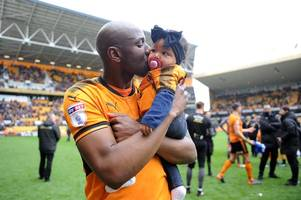 bristol city forward benik afobe issues emotional statement following death of two-year-old daughter