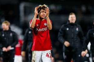 'that one was for you': how the bristol city players reacted to fabulous away win at fulham