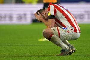 'devoid' - how stoke's defeat at hull was reported elsewhere