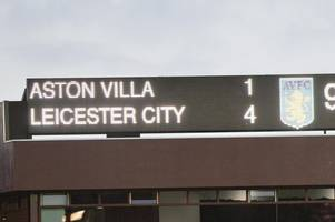 birmingham city player shares cheeky message as he watches aston villa defeat in away end