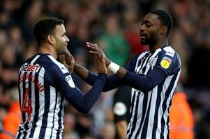 leeds taunted as boiler gets makeover - moments you may have missed in west brom's win over swansea
