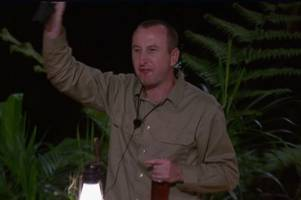 the reason andy whyment has 'already won' i'm a celebrity 2019