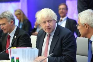 'nervous' boris johnson promises brexit, less immigration ahead of election