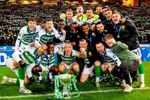 115 best pictures from celtic's dramatic cup final win over rangers