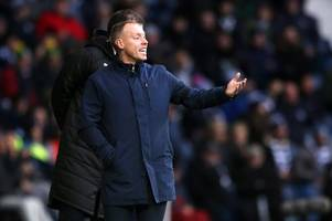 swansea city boss steve cooper delivers frank message to his players following west brom hammering