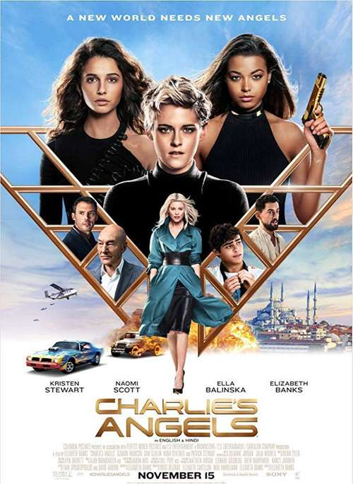 MOVIE REVIEW: Charlie's Angels