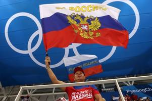 BREAKING Russia banned from 2020 Olympics and 2022 World Cup by anti-drug chiefs