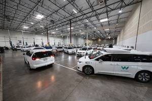 waymo's driverless car: ghost-riding in the back seat of a robot taxi