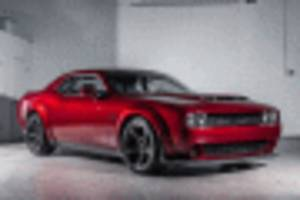 fca design chief selling challenger srt demon because he has something wild coming to replace it