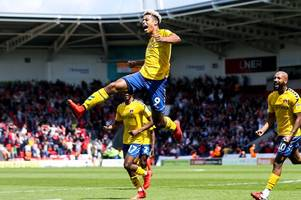 bristol city 'looking closely' at championship striker also linked with nottingham forest and premier league clubs - reports