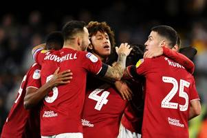 huge prediction made in championship race with leeds united set for promotion in boost for nottingham forest and bristol city
