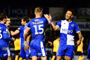 rival manager heaps praise on bristol rovers after southend united comeback