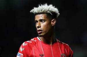 who is lyle taylor? lowdown on charlton striker linked with nottingham forest
