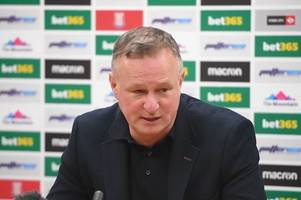 michael o'neill press conference live - stoke city manager faces questions ahead of luton town clash