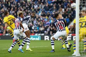 semi ajayi describes west brom star matheus pereira in one word