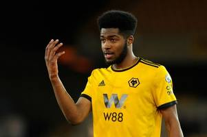 wolves prospect comments on leicester transfer speculation