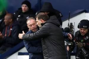 'worst day possible' - swansea city boss makes honest admission after west brom thrashing