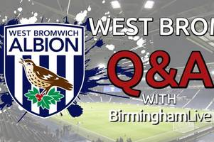 west brom q&a live: january transfer window, swansea and wigan