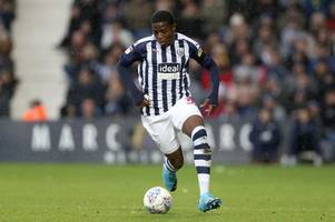 Nathan Ferguson latest as West Brom defender is scouted again