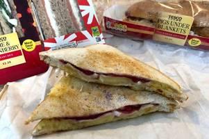The most unhealthy Tesco, Asda, Sainsbury's, Morrisons M&S and Waitrose Christmas sandwiches