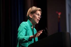 elizabeth warren discloses she made nearly $2 million in legal work