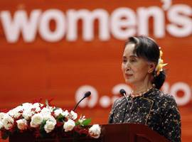 from international celebrity to global pariah. what happened to aung san suu kyi?