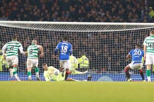 alfredo morelos 'will be haunted' by rangers miss as andy walker questions penalty decision