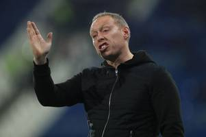 Conceding five to West Brom was 'unacceptable' as Swansea City's Steve Cooper reveals Kristoffer Peterson decision