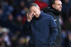 steve cooper facing the first questions of his swansea city tenure as west brom hammering and transfer admission raise concerns