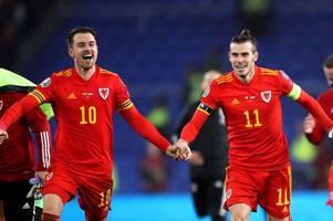 wales to play austria to kick off euro 2020 preparations