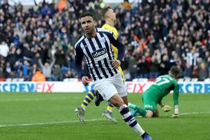 West Brom boss Slaven Bilic's message for Hal Robson-Kanu after starring role against Swansea City