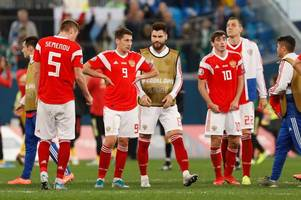 why russia's four-year global sporting ban doesn't apply to euro 2020 despite olympic and 2022 world cup suspension