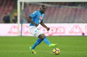 latest tottenham transfer rumours - £90m koulibaly move, inter contact eriksen's agent