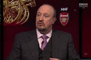 what rafa benitez has said about a premier league return amid links to arsenal and west ham