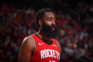 James Harden dunk protest denied by NBA despite agreeing with Rockets contention
