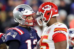 tom brady's heated exchange in patriots loss explained by chris jones