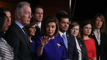 democrats back trump's usmca deal after winning labor protections