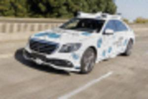 daimler and bosch start self-driving service in silicon valley