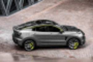 lynk & co. reveals 05 coupe-like crossover